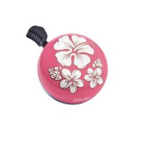 ELECTRA HAWAII DOMED PINK RINGER BELL