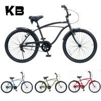 KB/ケイビービーチクルーザー 24インチ RAINBOW PRODUCTS