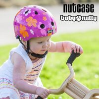 NUTCASE HELMET BABY NUTTY / ナットケースヘルメット<img class='new_mark_img2' src='https://img.shop-pro.jp/img/new/icons61.gif' style='border:none;display:inline;margin:0px;padding:0px;width:auto;' />