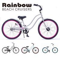 RAINBOW BEACHCRUISER/レインボービーチクルーザー TYPE X 26 LADYS