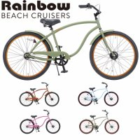 RAINBOW BEACHCRUISER/レインボービーチクルーザー TYPE X 26 MENS