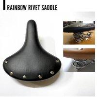 RAINBOW PRODUCTS RIVET SADDLE/レインボーリベットサドル