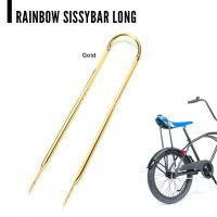 RAINBOW PRODUCTS SISSYBAR LONG GOLD/レインボーシシーバーロング