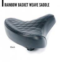 RAINBOWPRODUCTS BASKET WEAVE SADDLE/レインボーバスケットウェーブ