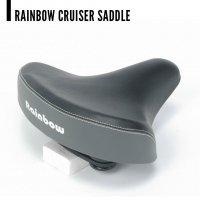 RAINBOWPRODUCTS CRUISER SADDLE/レインボークルーザーサドル