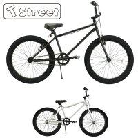 T-Street 24 x 3.0 ティーストリート BMX セミファットバイク 自転車