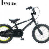 Wynn14/ウィン 14インチ RAINBOW PRODUCTS 14inc 子供用自転車 補助輪 自社配送不可 発送になります。