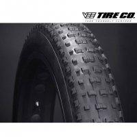 Vee Tire/ヴィータイヤ Vee Tire Snow Shoe スノーシュー 26 × 4.7 タイヤ ワイヤービート Weight:1350g 自転車 カスタムタイヤ