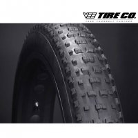 Vee Tire/ヴィータイヤ Vee Tire Snow Shoe スノーシュー 26 × 4.7 タイヤ ケブラービート Weight:1250g 自転車 カスタムタイヤ