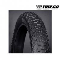 Vee Tire/ヴィータイヤ Vee Tire Snow Shoe XL スノーシューXL 26 × 4.8 タイヤ ケブラービート Weight:1380g 自転車 カスタムタイヤ