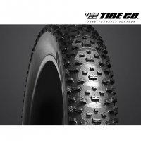 Vee Tire/ヴィータイヤ Vee Tire Snow Shoe 2XL スノーシュー2XL 26 × 5.05 タイヤ Kevlarビード Weight:1740g 自転車 カスタムタイヤ