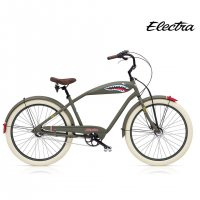 ELECTRA TIGER SHARK 3i MENS エレクトラビーチクルーザー メンズ 26インチ 自転車