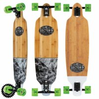 Sector 9 -MONSOON SHOOTS (Bamboo series)