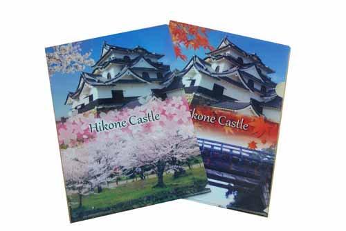 彦根城クリアファイル