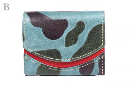 16年7月18日【小さい財布・極小財布】小さいふ。ペケーニョ 【今日の小さいふ】クジラのダンス B