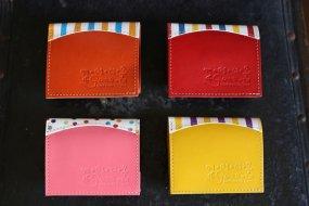 【世界一いや日本一?小さい極小財布】小さいふ。コリーナ Colina 限定カラー クアトロガッツ