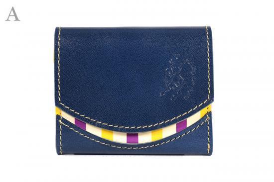 16年9月16日【小さい財布・極小財布】小さいふ。ペケーニョ 【今日の小さいふ】青空パンジー:A
