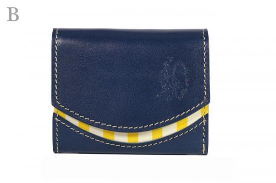 16年9月16日【小さい財布・極小財布】小さいふ。ペケーニョ 【今日の小さいふ】青空パンジー:B