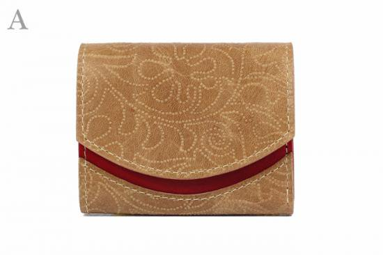 16年10月12日【小さい財布・極小財布】小さいふ。ペケーニョ 【今日の小さいふ】そこにだけ咲く花:A