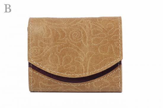 16年10月12日【小さい財布・極小財布】小さいふ。ペケーニョ 【今日の小さいふ】そこにだけ咲く花:B