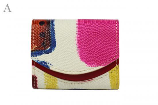16年10月25日【小さい財布・極小財布】小さいふ。ペケーニョ 【今日の小さいふ】熱気球:A