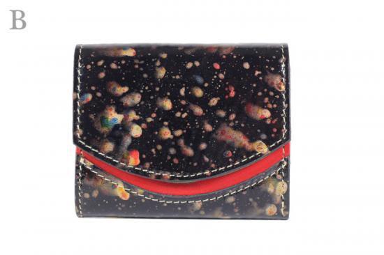 16年11月25日【小さい財布・極小財布】小さいふ。ペケーニョ 【今日の小さいふ】宇宙シアター:B
