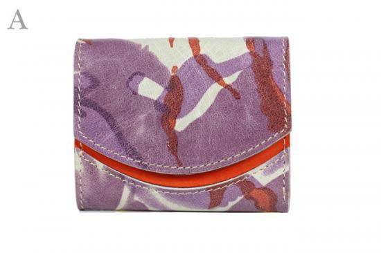 16年11月27日【小さい財布・極小財布】小さいふ。ペケーニョ 【今日の小さいふ】ラディッキオ:A