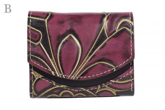 17年2月9日【小さい財布・極小財布】小さいふ。ペケーニョ 【今日の小さいふ】かがみのくにのありす:B