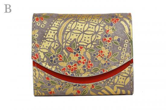 17年2月13日【小さい財布・極小財布】小さいふ。ペケーニョ 【今日の小さいふ】きらり花籠:B