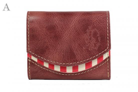 17年2月18日【小さい財布・極小財布】小さいふ。ペケーニョ 【今日の小さいふ】ナンテン:A