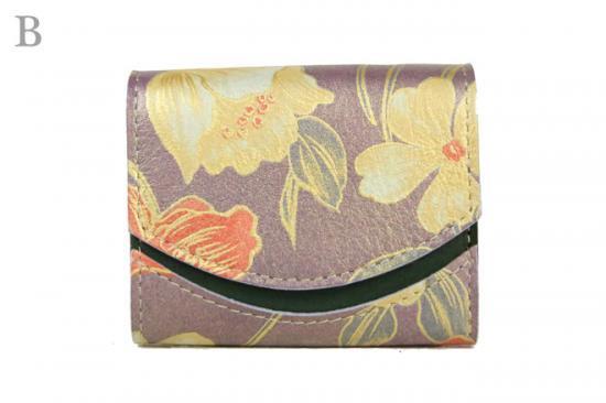 17年4月22日【小さい財布・極小財布】小さいふ。ペケーニョ 【今日の小さいふ】Earth Day < B >