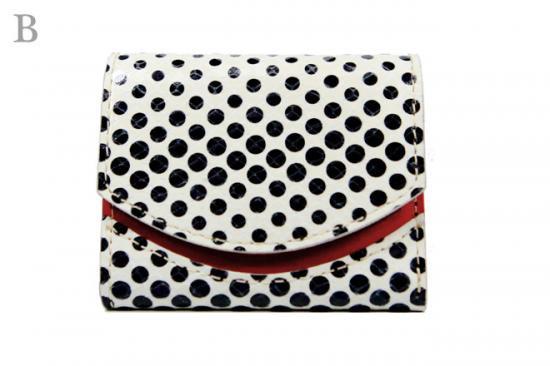 17年5月2日【小さい財布・極小財布】小さいふ。ペケーニョ 【今日の小さいふ】ローヌ・アルヴ < B >