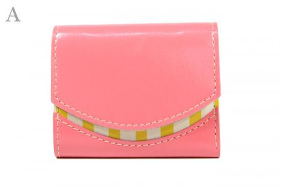 17年5月8日【小さい財布・極小財布】小さいふ。ペケーニョ 【今日の小さいふ】フラミンゴの休日 < A >