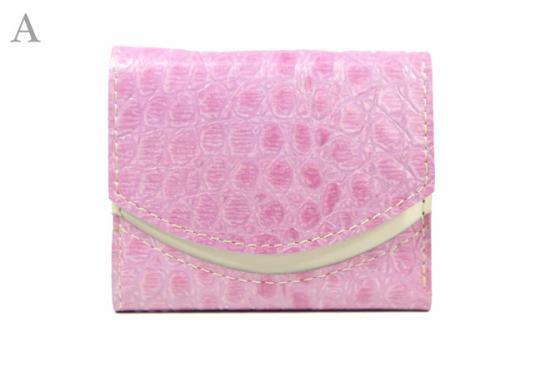 17年5月18日【小さい財布・極小財布】小さいふ。ペケーニョ 【今日の小さいふ】鴇 < A >
