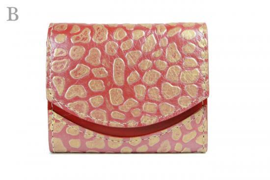 17年5月31日【小さい財布・極小財布】小さいふ。ペケーニョ 【今日の小さいふ】ルピナス < B >