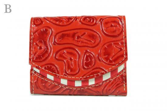 17年6月4日【小さい財布・極小財布】小さいふ。ペケーニョ 【今日の小さいふ】時間旅行 < B >