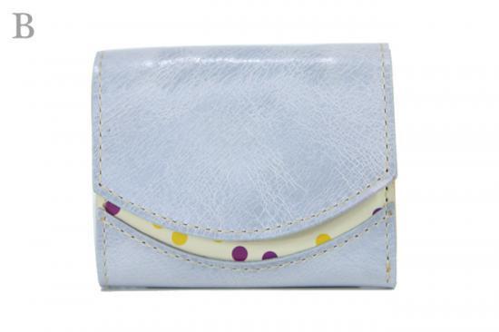 17年6月20日【小さい財布・極小財布】小さいふ。ペケーニョ 【今日の小さいふ】優しい空 < B >
