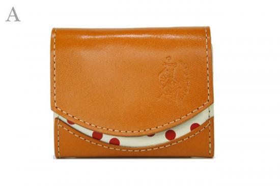 17年6月21日【小さい財布・極小財布】小さいふ。ペケーニョ 【今日の小さいふ】キャラメルポップコーン < A…