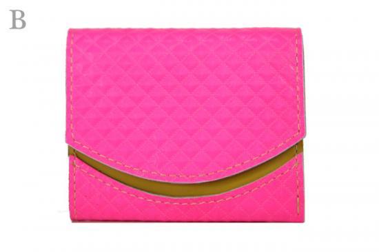 17年6月22日【小さい財布・極小財布】小さいふ。ペケーニョ 【今日の小さいふ】レーザービーム < B >