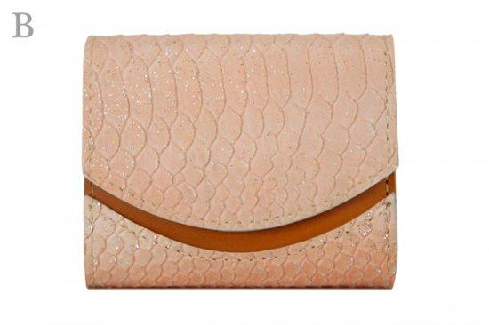 17年7月11日【小さい財布・極小財布】小さいふ。ペケーニョ 【今日の小さいふ】こぼれざくら < B >