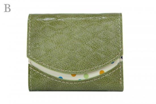 17年7月14日【小さい財布・極小財布】小さいふ。ペケーニョ 【今日の小さいふ】Komorebi -コモレビ- < B >
