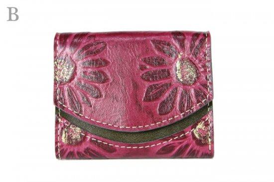 17年9月8日【小さい財布・極小財布】小さいふ。ペケーニョ 【今日の小さいふ】サングリア < B >