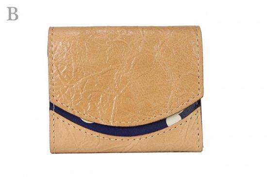 17年9月9日【小さい財布・極小財布】小さいふ。ペケーニョ 【今日の小さいふ】サテュルヌ < B >