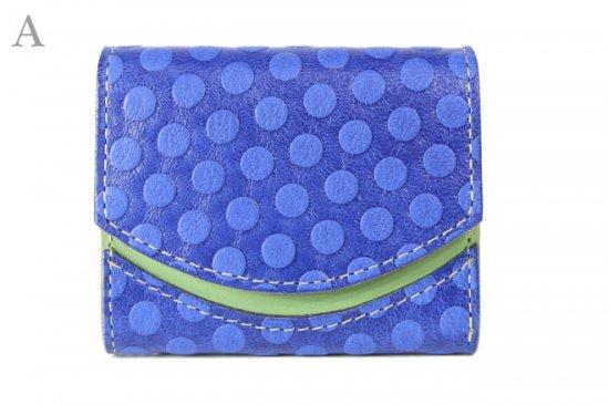 17年9月24日【小さい財布・極小財布】小さいふ。ペケーニョ 【今日の小さいふ】あまつぶ < A >