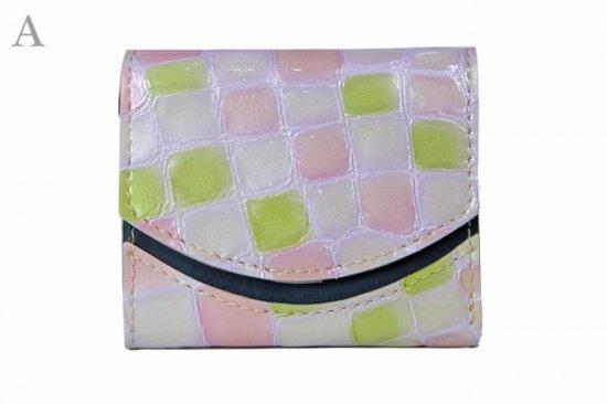17年10月29日【小さい財布・極小財布・ミニ財布】小さいふ。ペケーニョ 【今日の小さいふ】jelly < A >
