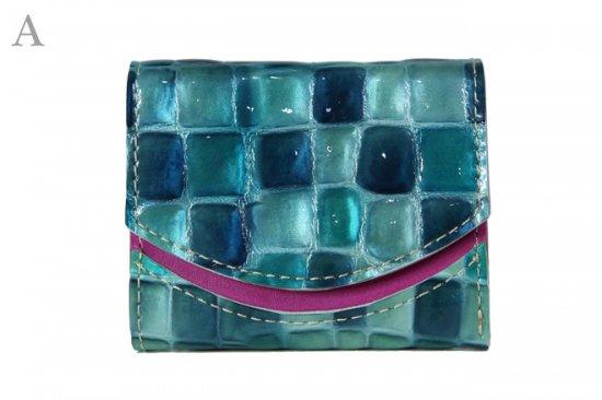 17年11月10日【小さい財布・極小財布・ミニ財布】小さいふ。ペケーニョ 【今日の小さいふ】アイスケーヴ < A…