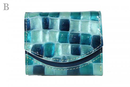 17年11月10日【小さい財布・極小財布・ミニ財布】小さいふ。ペケーニョ 【今日の小さいふ】アイスケーヴ < B…