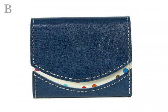 17年11月11日【小さい財布・極小財布・ミニ財布】小さいふ。ペケーニョ 【今日の小さいふ】あたたかい雪 < B…