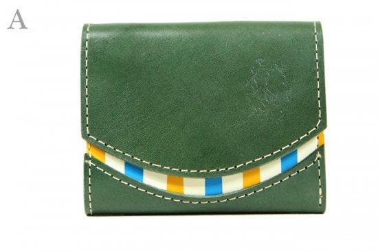 17年11月18日【小さい財布・極小財布・ミニ財布】小さいふ。ペケーニョ 【今日の小さいふ】森のサーカス < A >