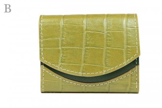 17年12月1日【小さい財布・極小財布・ミニ財布】小さいふ。ペケーニョ 【今日の小さいふ】パンプキン < B >